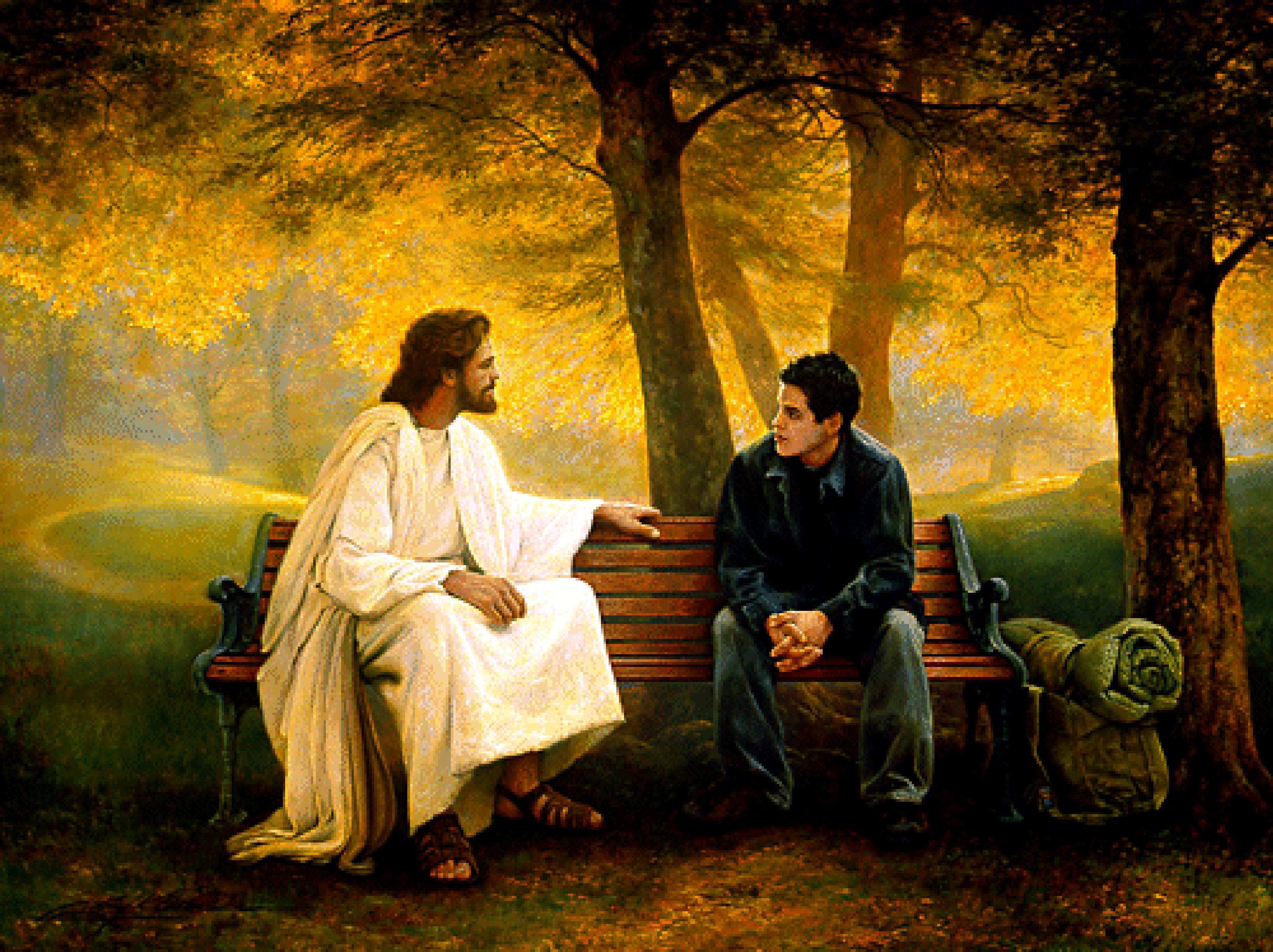 """Pregunta: """"¿Quién es un Cristiano?"""""""